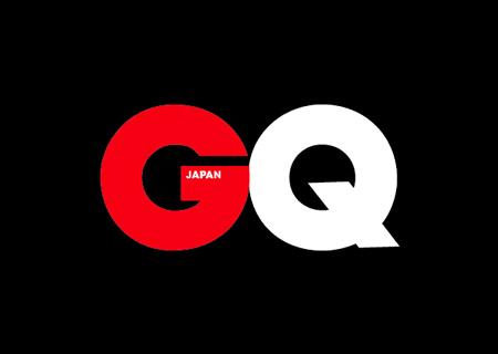 「GQ JAPAN 」ウェブサイト 掲載のお知らせ
